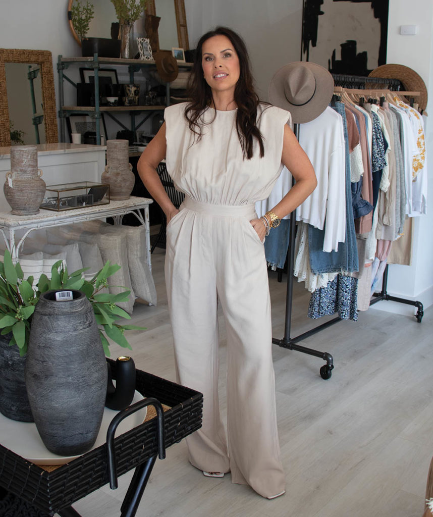 The Showroom Coral Gables Owner and Miami native Marilyn Sanchez